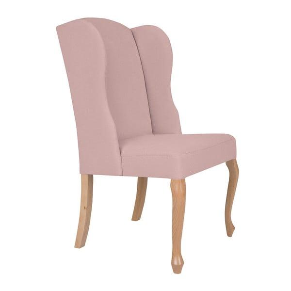 Scaun Windsor & Co Sofas Libra, roz deschis
