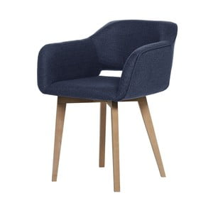 8a0ad7fa4092 Tmavě modrá jídelní židle My Pop Design Oldenburg