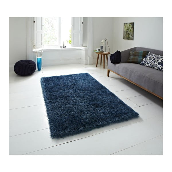 Koberec Monte Carlo Blue, 110x170 cm