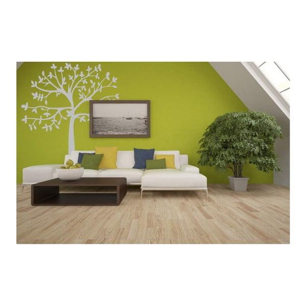 Dekorativní samolepka Šedý strom, 200x170 cm