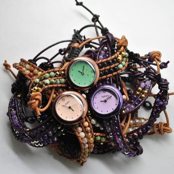 Korálkové hodinky Classic, Pina Colada
