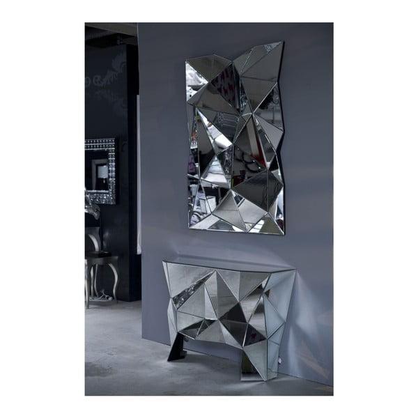Skleněný konzolový stolek Kare Design Prisma