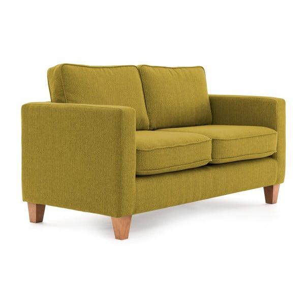 Canapea cu 2 locuri Vivonia Sorio, verde