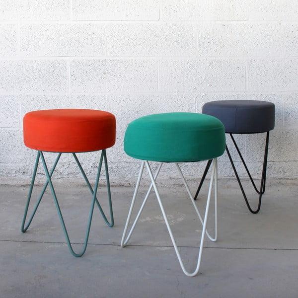 Zelená stolička na sezení Red Cartel Orson