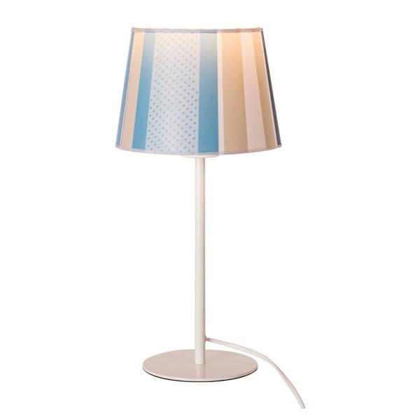 Lines kék asztali lámpa - SULION