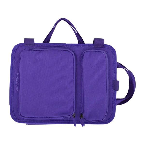 """Taška na notebook 10"""" Moleskine, fialová"""