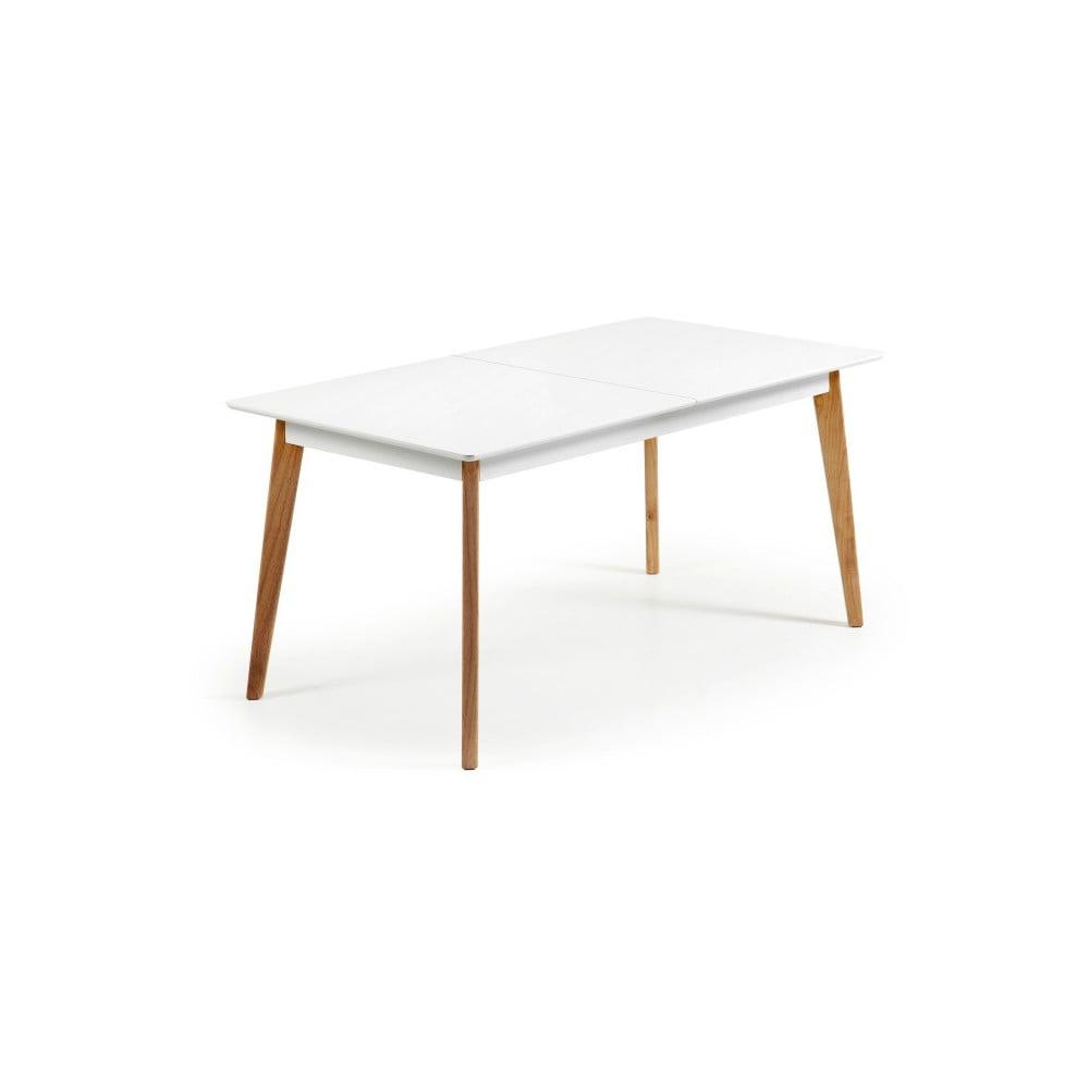 Rozkládací jídelní stůl La Forma Meet, délka 160-200 cm