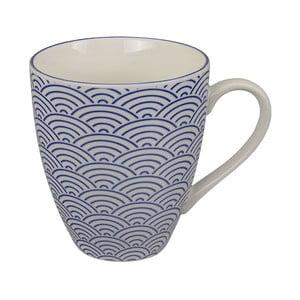 Porcelánový hrnek Nippon Blue Wave