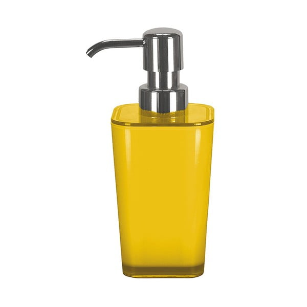 Zásobník na tekuté mýdlo Easy Yellow