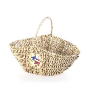 Proutěný košík Wicker Picnic, 40 cm