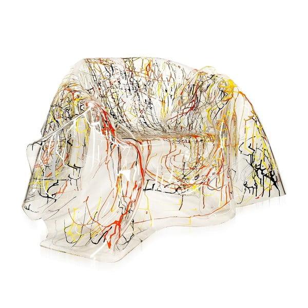 Křeslo Drapppeggi Poltrona Multicolor