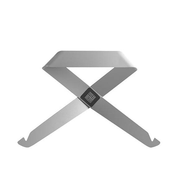 Světle šedý nástěnný věšák MEME Design Fiocco