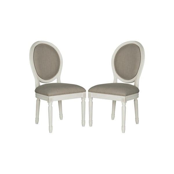 Sada 2 židlí Safavieh Derta