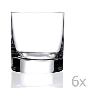 Sada 6 sklenic RCR Cristalleria Italiana Santuzza