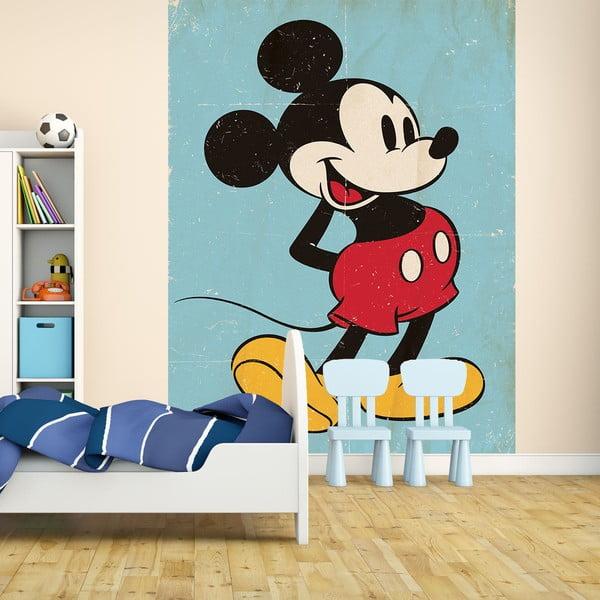 Velkoformátová tapeta Mickey, 158x232cm