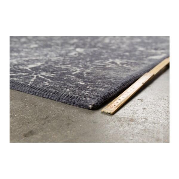 Modrý koberec Zuiver Miller, 170x240cm