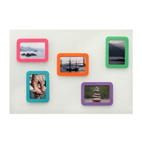 Set samodržících rámečků Peapod, 10x15 cm, 3 ks