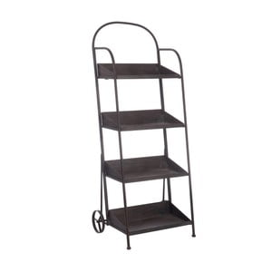 Regál Rack on Wheels, 55,5x40x140 cm