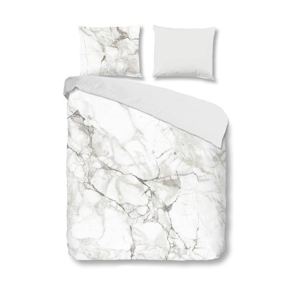 Povlečení Muller Textiel Descanso White Story, 240x200cm