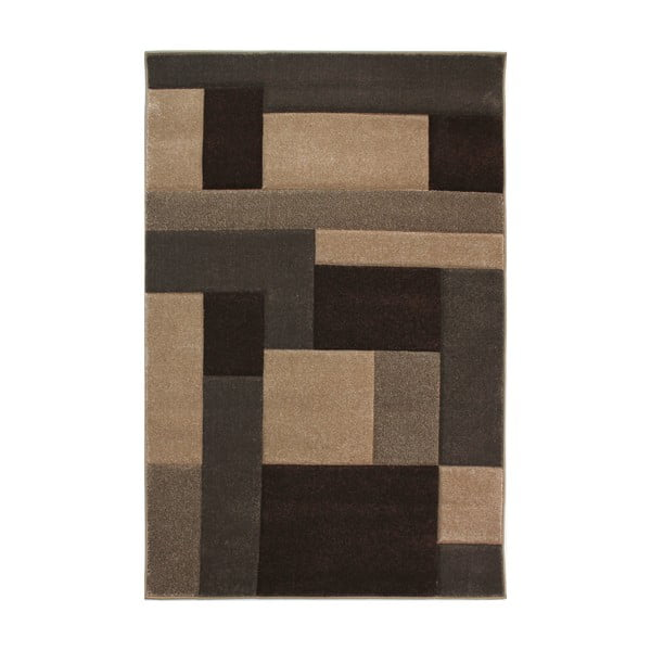 Covor Flair Rugs Cosmos Beige Brown, 80 x 150 cm, bej - maro