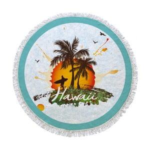 Kruhová plážová osuška La Chanta Tahil Round Beach Towel, ⌀ 1,5 m