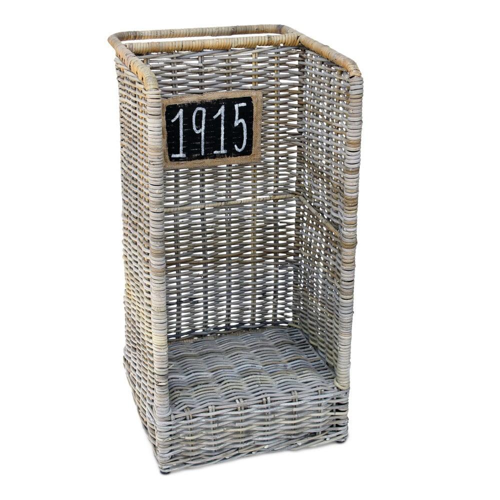 Ratanový stojan na dřevo Interiörhuset Firewood Basket