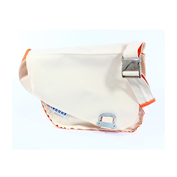 Taška Saddle-Up, white/orange