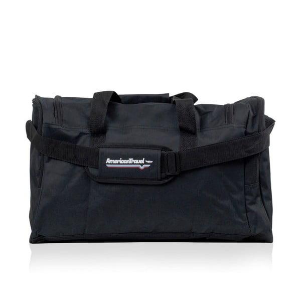 Černá sportovní taška American Travel Boston