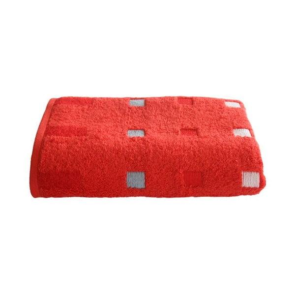 Ručník Quatro Red, 50x100 cm