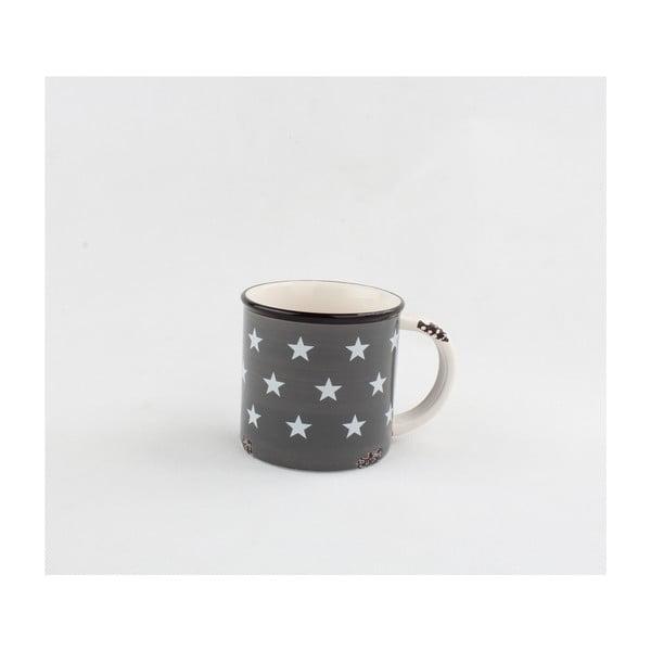 Kubek ceramiczny Dakls Stars, 400 ml
