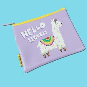 Kosmetická taštička / peněženka Happy News Hello Llovely