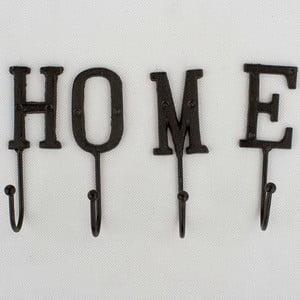 Sada 4 litinových háčků Dakls Home