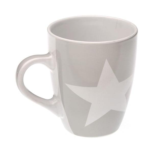 Hrnek Grey&White Stars