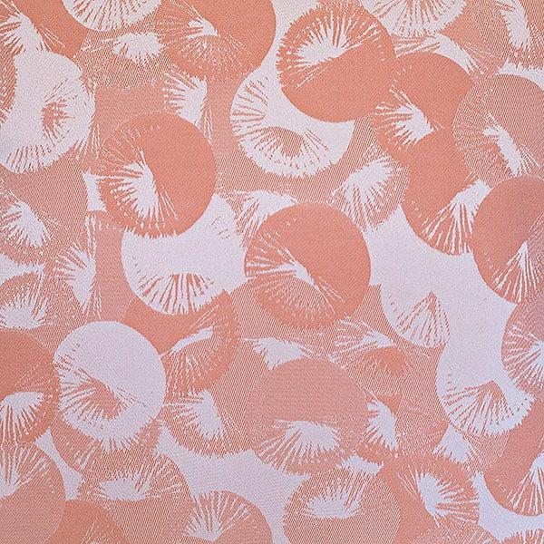 Polštář s výplní Salmon Rings, 50x50 cm