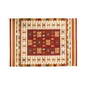 Ručně tkaný koberec Kilim Dalush 003, 90x60 cm