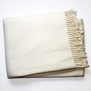Pătură Euromant Basics, 140 x 180 cm, crem de la Euromant