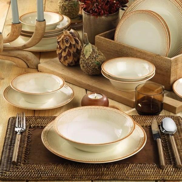 Lumno 24 darabos porcelán étkészlet - Kutahya