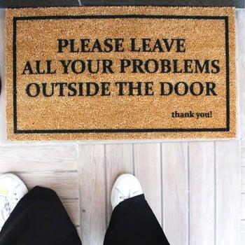 Preș Doormat Problems, 70 x 40 cm de la Unknown