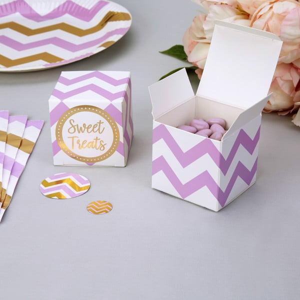 Set 10 cutii pentru dulciuri Neviti Pattern Works