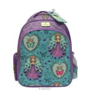 Školní batoh Mirabelle Butterfly
