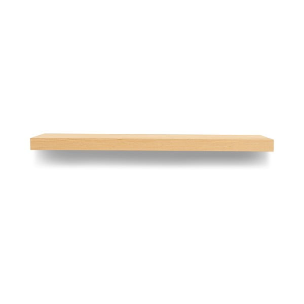 Světle hnědá polička TemaHome Balda, šířka 90 cm