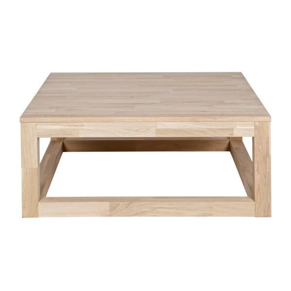 Odkládací dřevěný stolek De Eekhoorn Wout,85x85cm