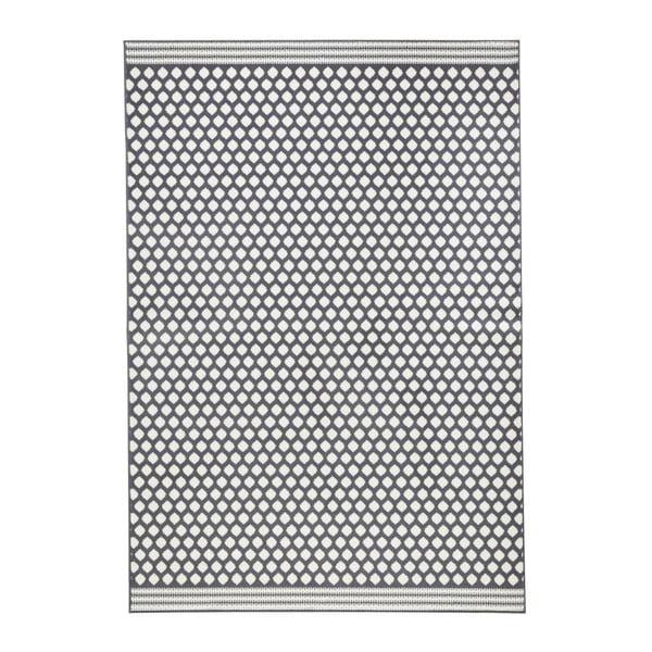 Sivý koberec Hanse Home Spot, 70×140cm
