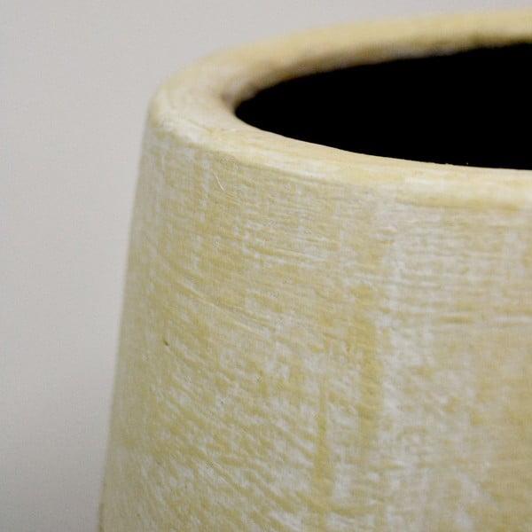 Ratanová váza Rattan, 80 cm