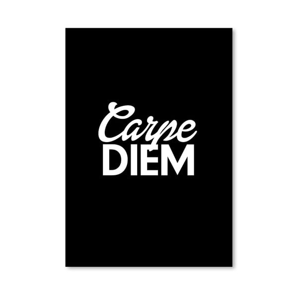 Plakát Carpe Diem, 42x60 cm