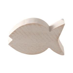 Dekorace dřevěné rybky, malá