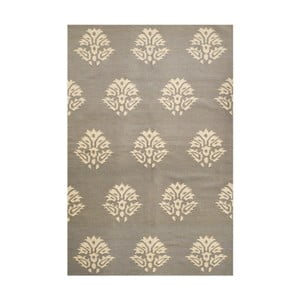 Vlněný koberec Salma Flowers, 150x245 cm