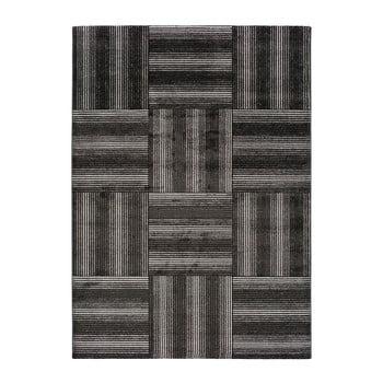 Covor adecvat și pentru exterior Universal Meghan Grisso, 120 x 170 cm, gri închis de la Universal