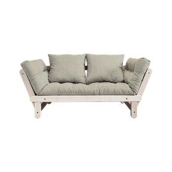Canapea extensibilă Karup Design Beat Natural, bej