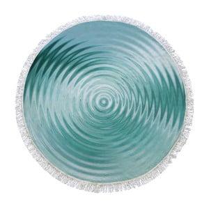 Prosop de baie rotund Water Ring, ⌀ 105 cm